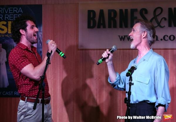 John Riddle and Tom Nelis