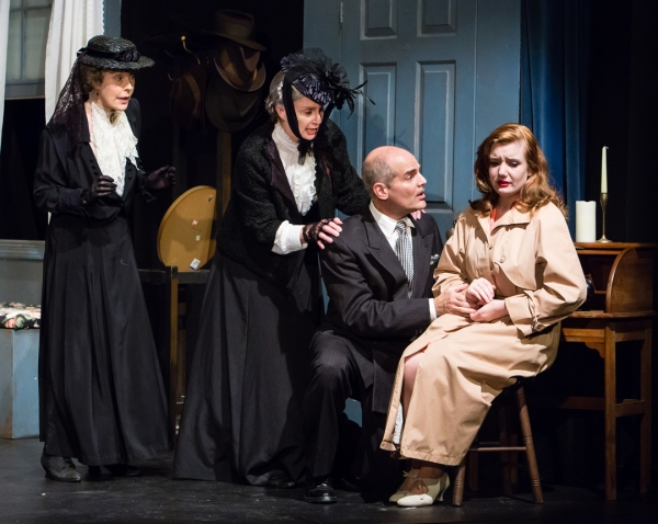 Photo Flash: First Look at Sherman Playhouse's ARSENIC & OLD LACE