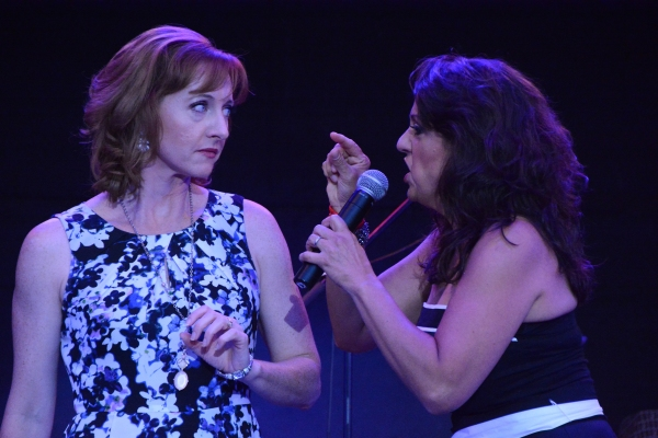Rita Harvey and Natalie Toro