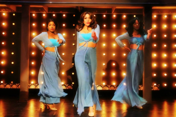 Photo Flash: First Look at Brittany Walters, Alexis Sims, Dorian McCorey, & More in Theatre Raleigh's DREAMGIRLS Directed by Lauren Kennedy