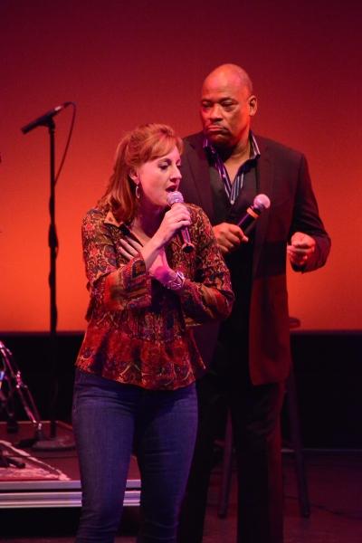 Rita Harvey and Lawrence Clayton