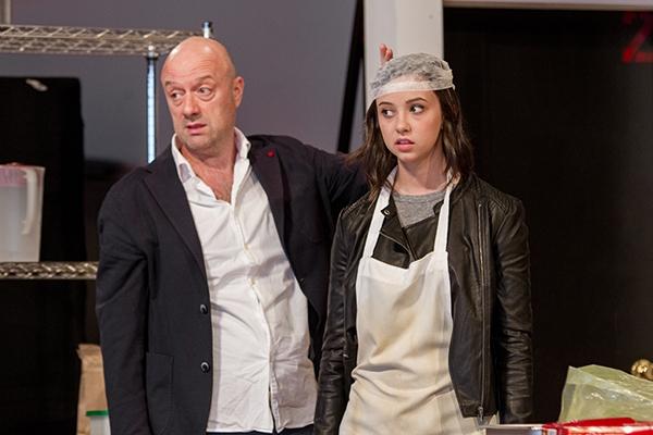 Yasen Peyankov & Brittany Uomoleale