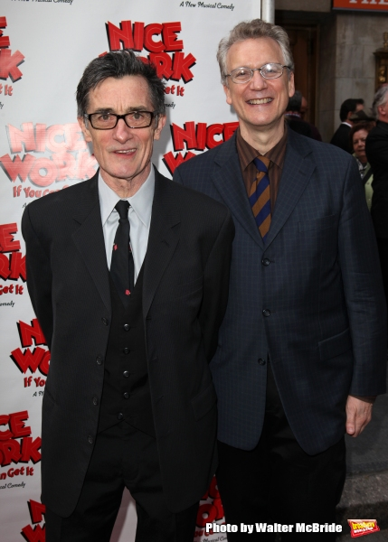 Roger Rees & Rick Elice