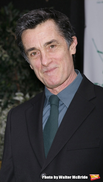 Roger Rees attending the Opening Night Performance of TARZAN, The Broadway Musical at the Richard Rodgers Theatre in New York City. May 10, 2006