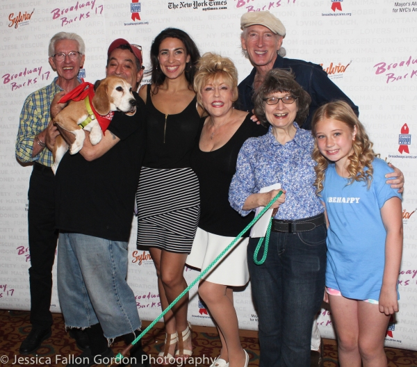 Marvin Laird, Joel Paley, Kim Maresca, Rita McKenzie, Peter Land, Andrea McCullough and Tori Murray