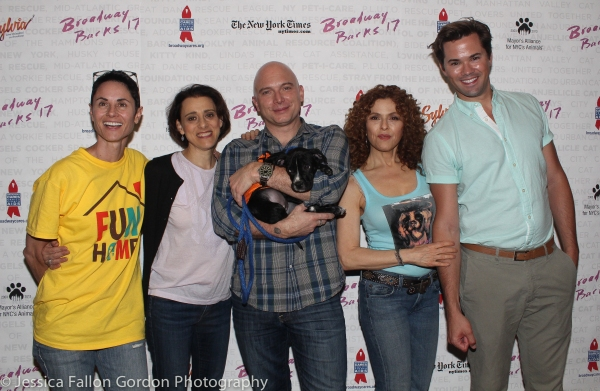 Photo Coverage: Broadway Ruffin' It- Go Inside 17th Annual BROADWAY BARKS!