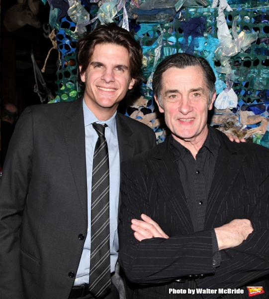 Alex Timbers and Roger Rees
