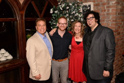 Paul T. Boghosian, ' David Alpert, Elizabeth Searle (books & lyrics) and Michael Teol Photo