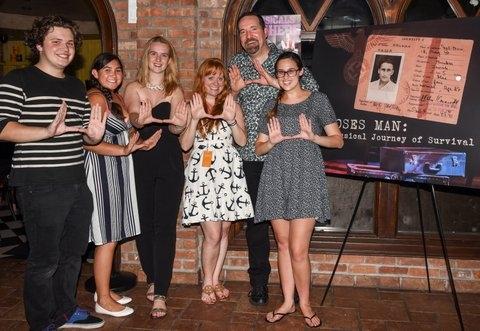 Jacob Hoffman, Sofia Cabrales, Shannon Kissane, Lisa Dozier King, T.J. Mannix, Adrian Photo