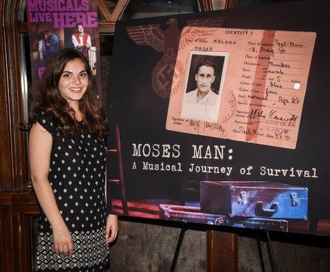 Photos: MOSES MAN Celebrates Opening Night at NYMF