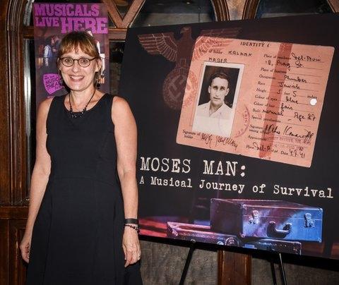 Book and Lyrics writer Deborah Haber Photo