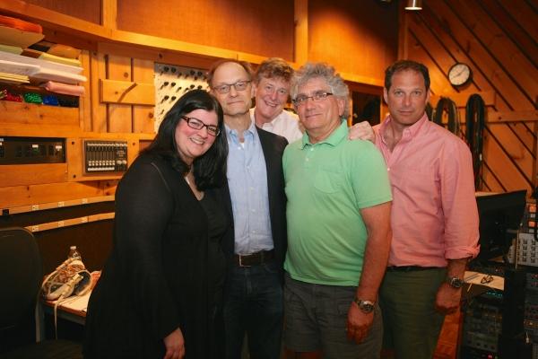 Barbara Anselmi, David Hyde Pierce, Brian Hargrove, Joel Moss, Kurt Deutsch Photo