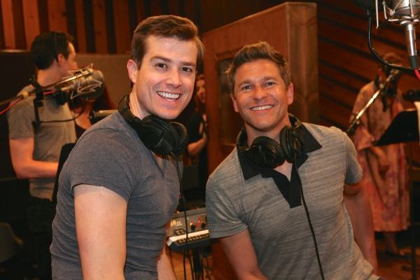 Nick Spangler, David Burtka