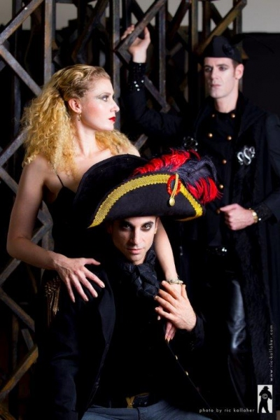 Photo Flash: First Look at Cast of NAPOLEON at NYMF