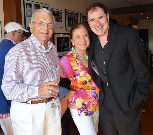 Jerry Cohen, AdriAnne Cohen, Richard King