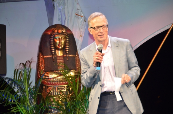 Photo Flash: Inside Bay Street Theater's Summer Gala, Featuring THE PRINCE OF EGYPT Concert!