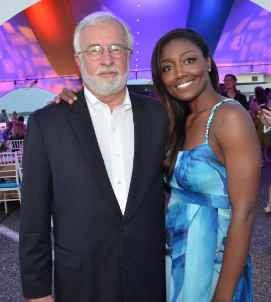 Timothy Bishop, Patina Miller