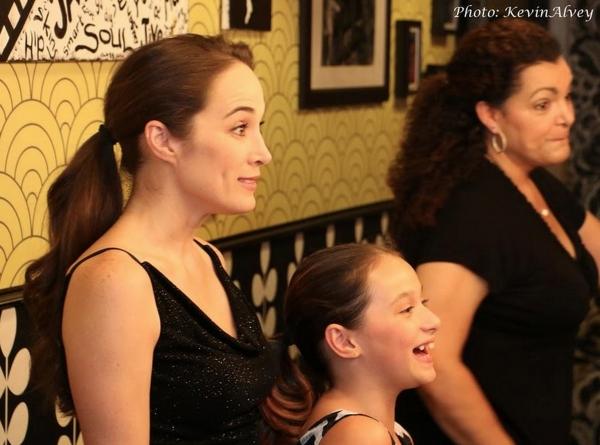 Elizabeth Welch, Vivian Welch, Patricia Phillips