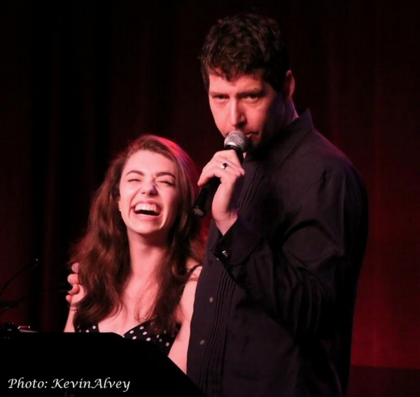 Photo Flash: THE PHANTOM OF THE OPERA Cast Performs Songs of Andrew Lloyd Webber at Birdland