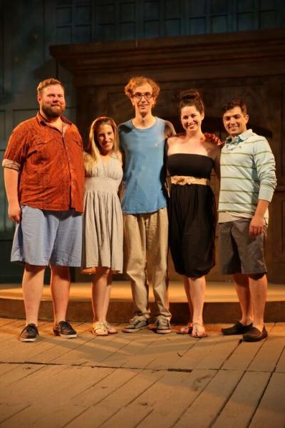 Derek Jeck (ensemble), Chelsea Rolfes as (ensemble), Chris Grella  (ensemble), Lexi A Photo