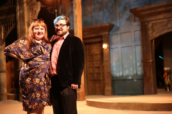 Photo Flash: Meet the Cast of THE WINTER'S TALE at First Folio Theatre