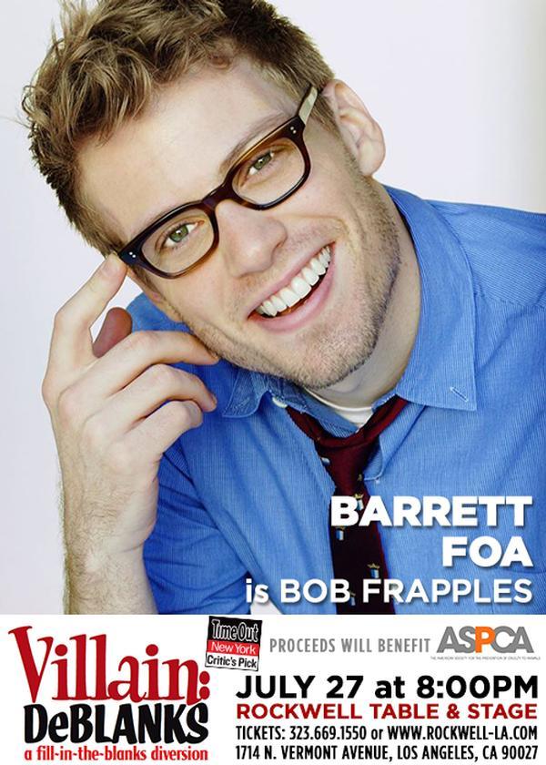 Barrett Foa