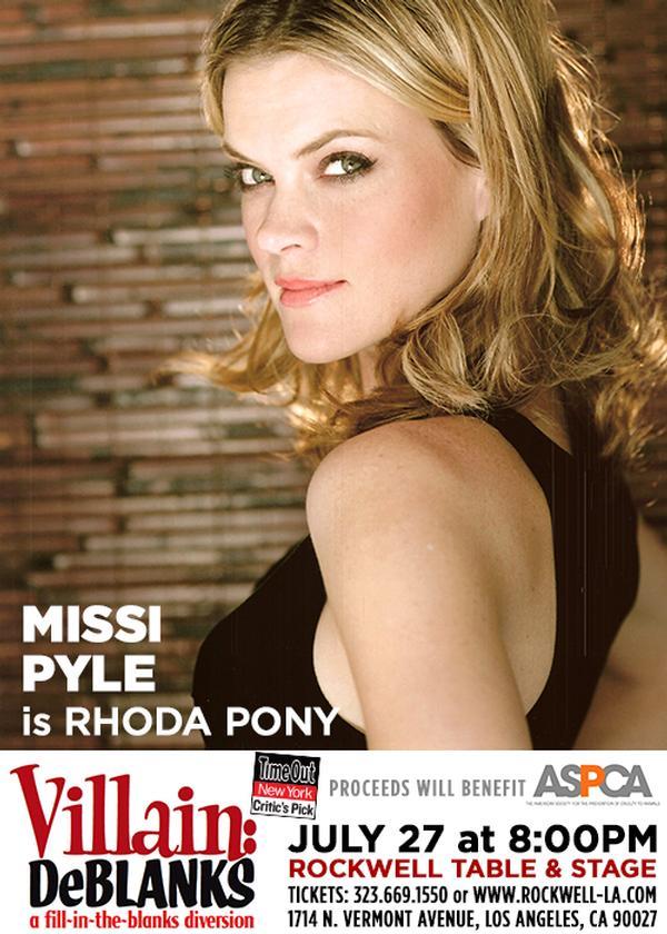 Missi Pyle