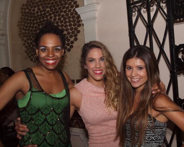 Christiana Powell, Rachel Farr, and Valerie Rose Curiel Photo