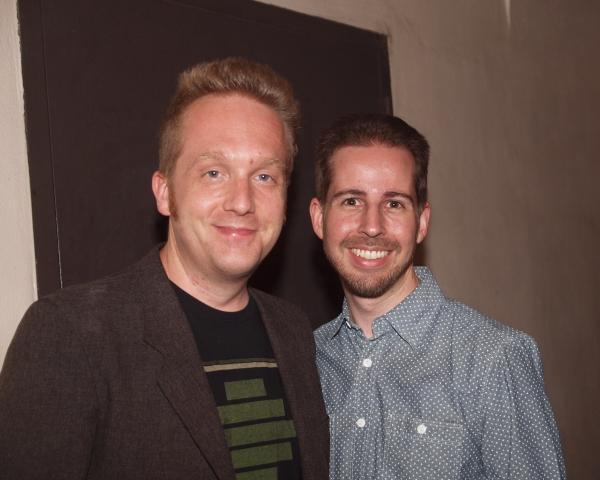 David F.M. Vaughn and Brian Becker