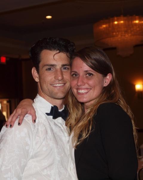 Evan Strand and Co-Founder/Marketing ' Gretchen Dawson