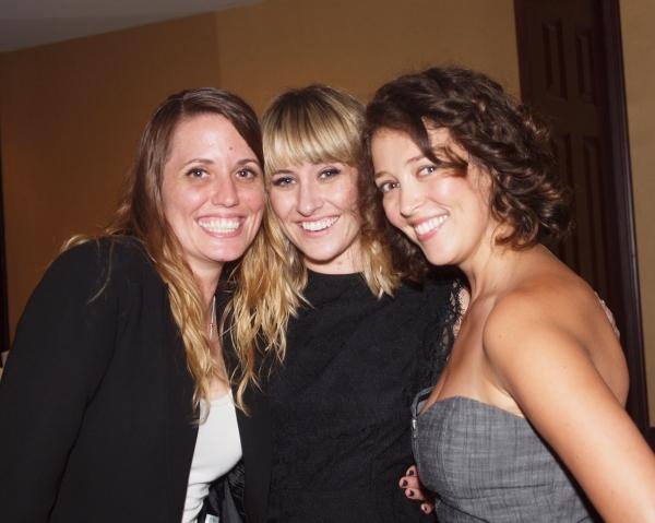 Gretchen Dawson, Katie DeShan, and Brittany Rose Hammond