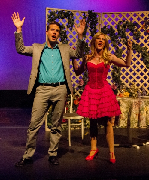 an acting critique of legally blonde the musical essay Review: 'legally blonde the musical' at silhouette stages  from legally blonde's first scene it's evident director lukacsina selected a cast overflowing with acting chops, dance moves .
