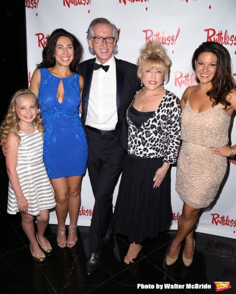 Tori Murray, Kim Maresca, Peter Land, Rita McKenzie and Tracy Jai Edwards