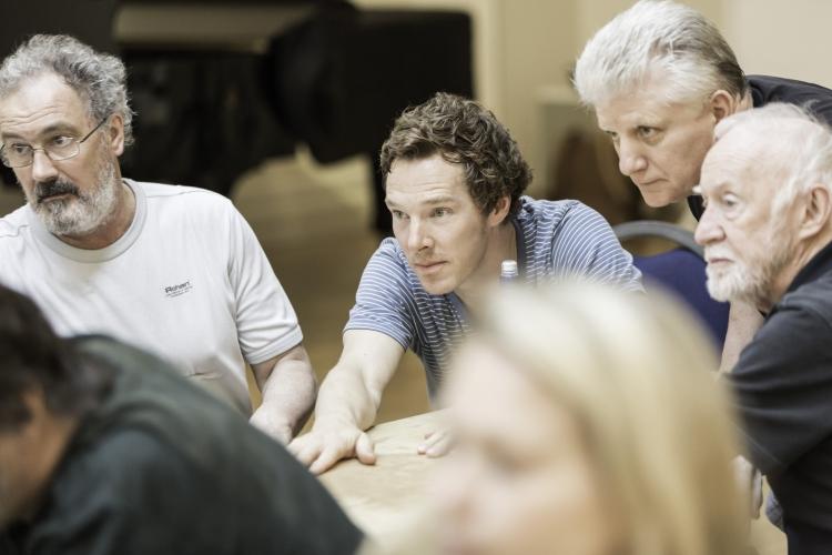 High Res Benedict Cumberbatch & Company