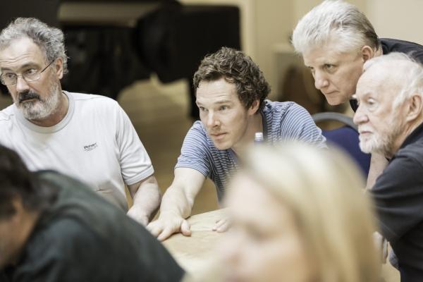 Benedict Cumberbatch & Company