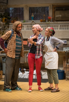 Photos: First Look at Tim Hopper, Francis Guinan, Mariann Mayberry and More in Steppenwolf's GRAND CONCOURSE