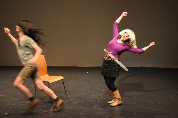 Photo Flash: HAMLETGHOSTS Heads to First Niagara Rochester Fringe Festival