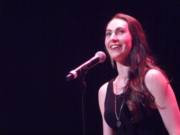 Photo Flash: Inside 9th BROADWAY RISING STARS at Town Hall