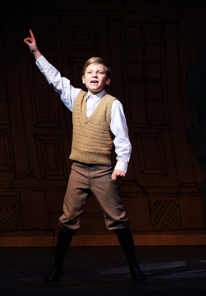 Photo Flash: First Look at Moonlight Stage Productions' THE MUSIC MAN, Opening Tonight