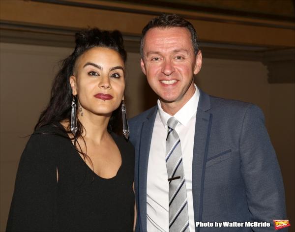 Sonya Tayeh and Andrew Lippa