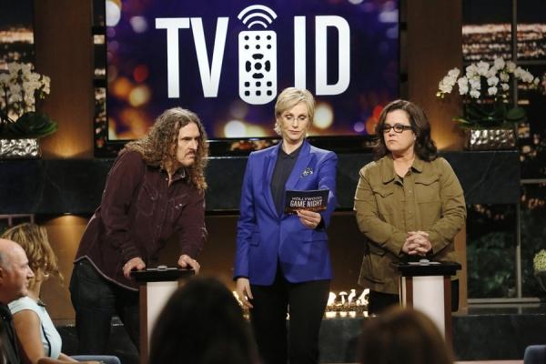 """""""Weird Al"""" Yankovic, Jane Lynch, Rosie O'Donnell"""