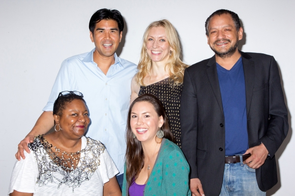 Photo Coverage: Meet the Company of Primary Stages' INFORMED CONSENT