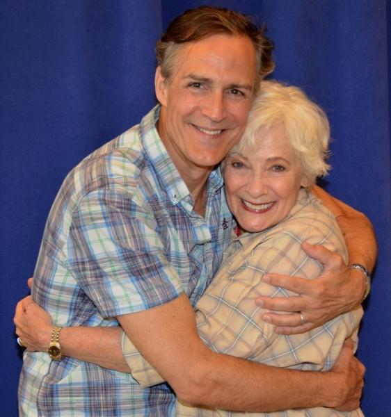 Howard McGillin With Betty Buckley