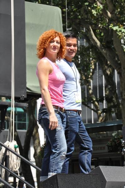 Allyson Carr and Gerard Salvador