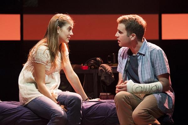 Photos: Ben Platt, Laura Dreyfuss, Rachel Bay Jones & More in the Premiere of DEAR EVAN HANSEN at Arena Stage