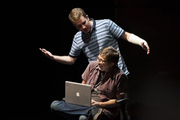 Ben Platt and Will Roland