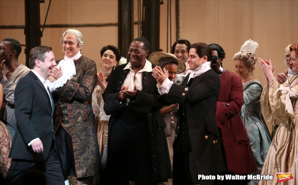 Christopher Smith, Tom Hewitt, Chuck Cooper, Josh Young, Erin MacKey and cast