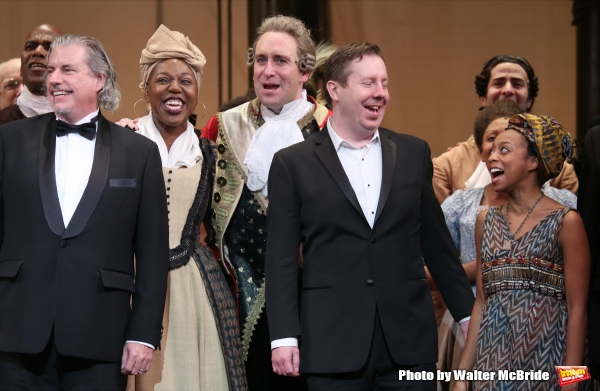 Garbiel Barre, Laiona Michelle, Chris Hoch, Christopher Smith, Rachael Ferrera and cast