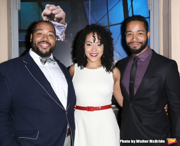 Photo Coverage: Inside the AMAZING GRACE's Opening Night Theatre Arrivals