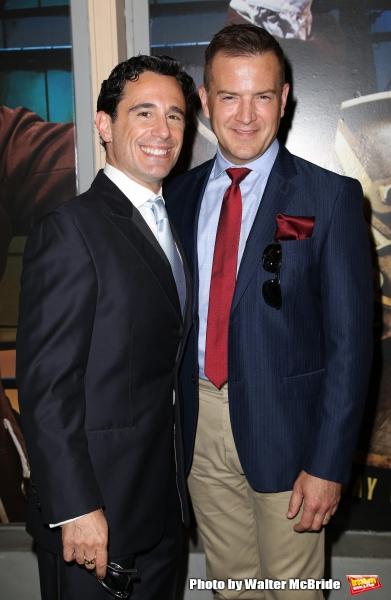 Christopher Gattelli and Stephen Bienskie